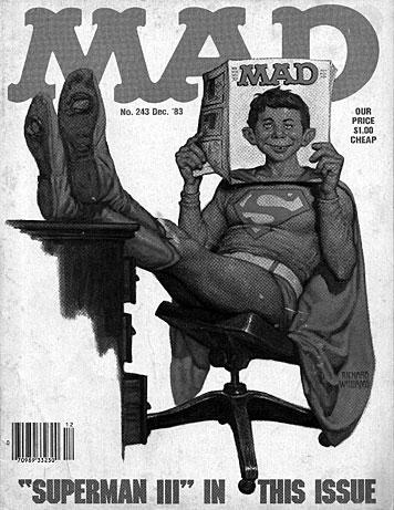 MAD Magazine No. 243 © 1983 E.C. Publications, Inc.