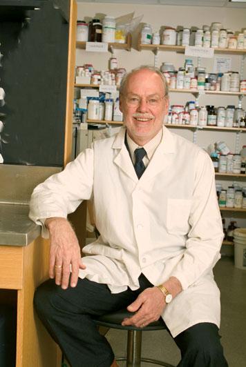 Prof. Phillip Sharp, a Nobel laureate, says a