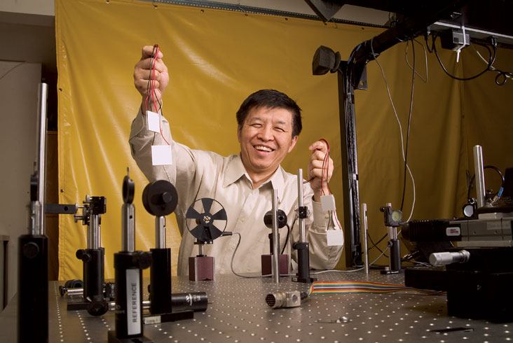 Prof. Gang Chen says thermoelectricity has