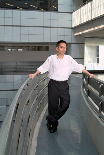 John Maeda says the clean design of the iPod has made simplicity popular. Photo: Ed Quinn