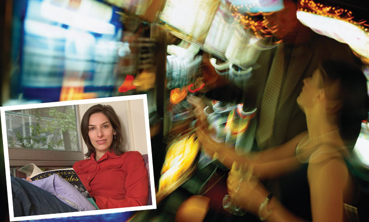 Asst. Prof. Natasha Schull has studied gambling in Las Vegas for 15 years. Photo: Ed Quinn