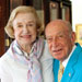Doris and Donald Berkey establish a professorship to support brain research. Photo: Jay Carlson