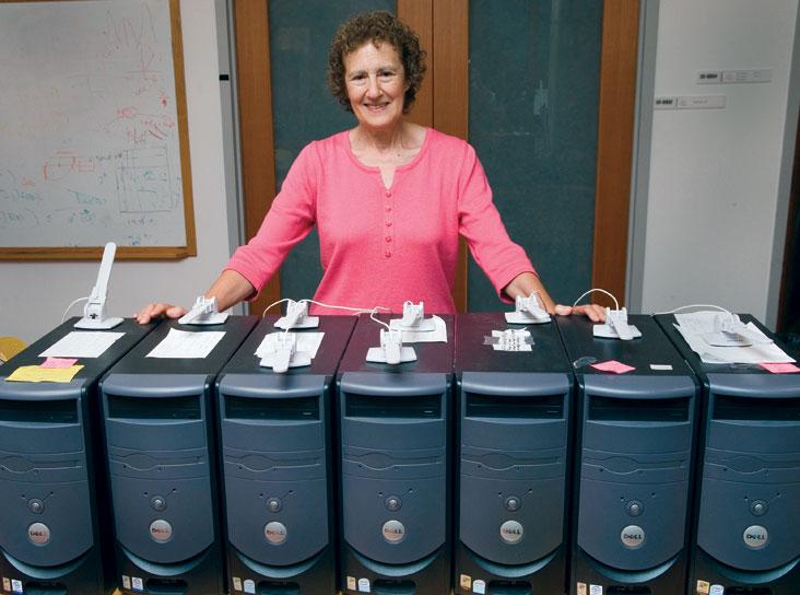 Prof. Barbara Liskov wins