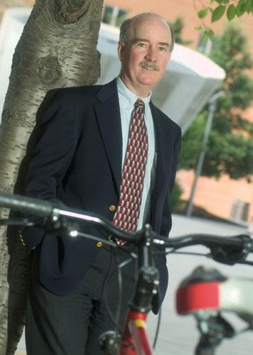 Robert Armstrong, MITEI's Deputy Director. Photo: Ed Quinn