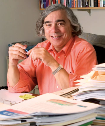 Ernest Moniz, director of the MIT Energy Initiative. Photo: Ed Quinn