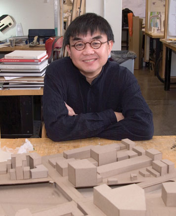 Prof. Yung Ho Chang is one of China's top architects. Photo: Ed Quinn