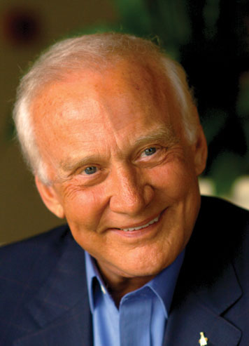 Buzz Aldrin's book, Magnificent Desolation, will be in stores June 23. Photo: Courtesy of the Aldrin Collection