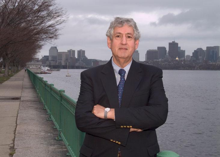 Philip S. Khoury.       Photo: Ed Quinn