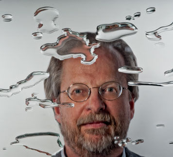 Prof. James Wescoat is introducing water-conserving designs to be adapted in the developed world.  Photo: Len Rubenstein