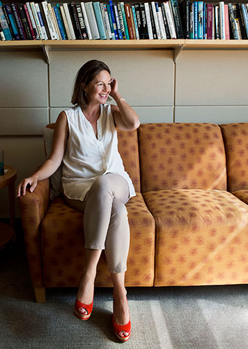 Fiona Murray will help guide the next generation of business founders to bring innovations to market. Photo: Len Rubenstein