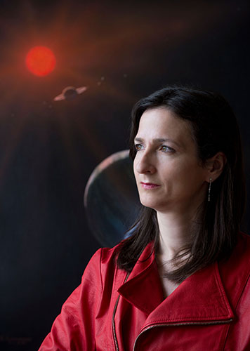 Sara Seager is searching for life beyond the solar system and says the world is ready. Photo: Len Rubenstein