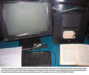 The first web server. (Image: Wikimedia Commons)