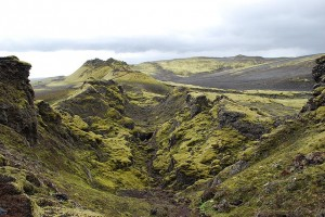 Central fissure of Lake Volcano in Iceland. Photo: Wikimedia Commons