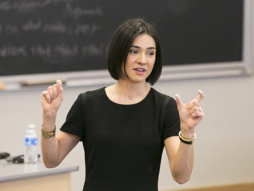 MIT Sloan faculty member Zeynep Ton, author of The Good Jobs Strategy. Photo: Evgenia Eliseeva
