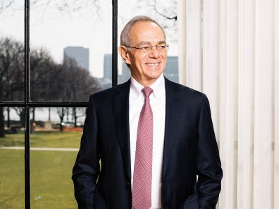 L. Rafael Reif is President of the Massachusetts Institute of Technology.