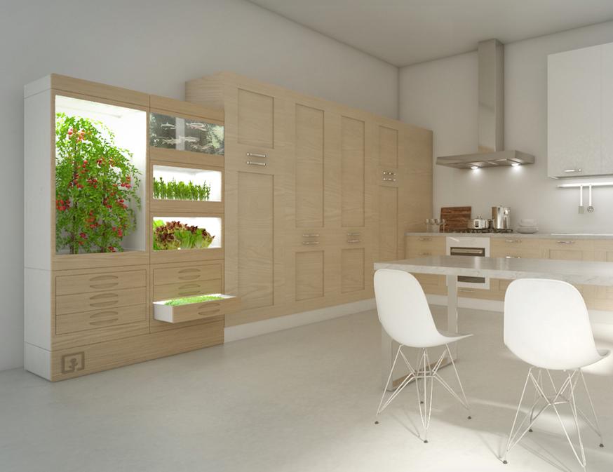 How does your indoor garden grow mit spectrum for Indoor garden design twitter