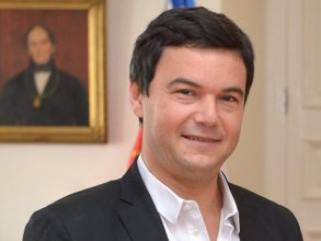 Thomas Piketty. Image: Wikimedia Commons CC-by2.0