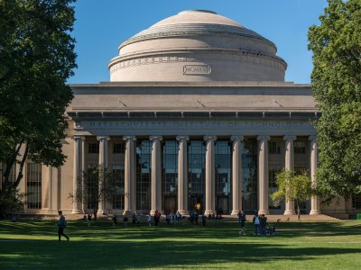 Photo of MIT dome