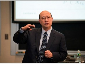 Andrew Lo is the Charles E. and Susan T. Harris Professor of finance at MIT Sloan. Screenshot via MIT Sloan