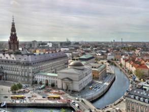 Copenhagen, Denmark. Photo: Wikimedia Commons