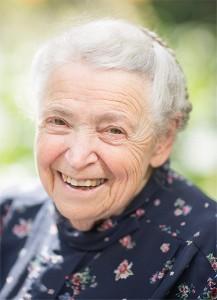Mildred Dresselhaus Photo by Bryce Vickmark