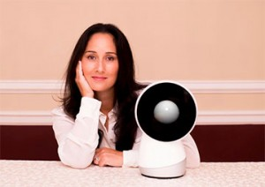 Cynthia Breazeal SM '93, SCD '00 is the creator of Jibo, the world's first family robot. Image: YouTube screenshot
