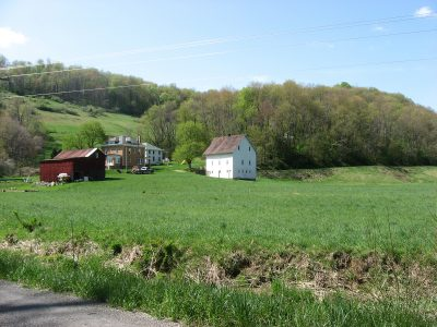 Greene County, Pennsylvania, is a case-study site for the Environmental Solutions Initiative program Here and Real. Photo: Wikimedia Commons