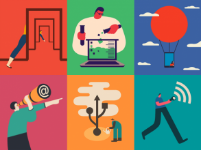 Illustrations: Magoz for MIT Technology Review